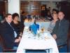 Mr & Mrs Mick Gannon with Mr & Mrs Frank D'Arcy
