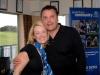Graeme Sharp with Carena Duffy