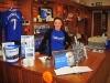 Carena Duffy of EitC at the Metquarter shop