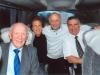 John Sutherland, Mike Pejic, Alan Whittle, Mark Higgins