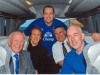 John Sutherland, Mike Pejic, Graeme White, Mark Higgins, Trustee Tony Kellaher